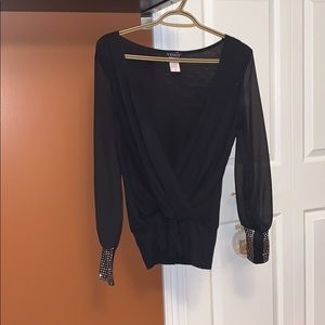 🔥2 for 15$🔥Venus blouse sheer sleeves
